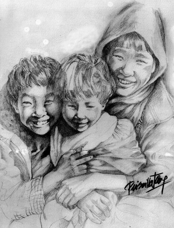 Protect Children - Bhutan - illustration - yctang   ello