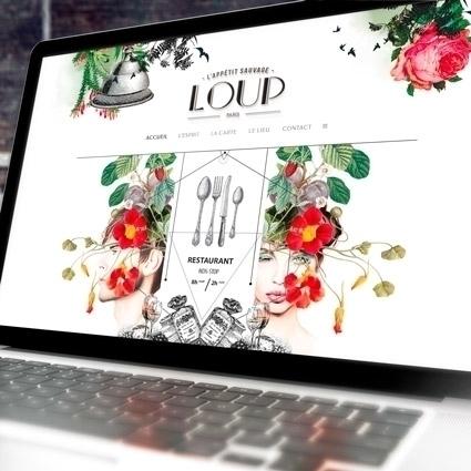 website, webdesign - picturgency | ello