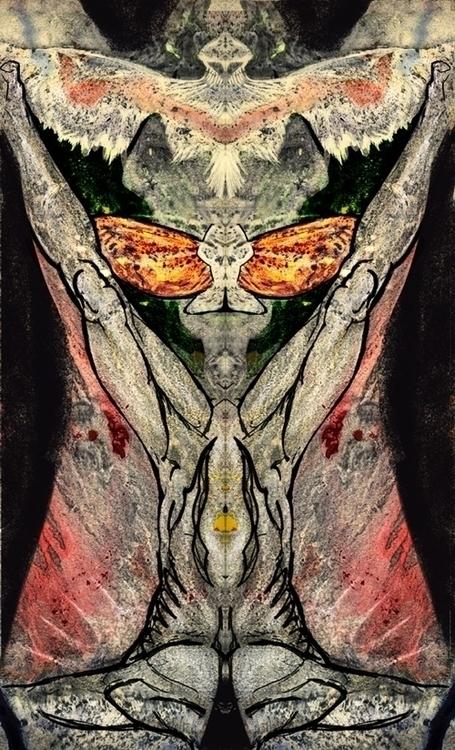 illustration,  - bendennett | ello