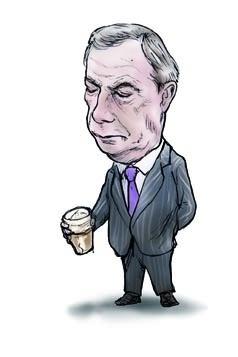 Nigel Farage Glum - UKIPLeader, political - waivisuals   ello