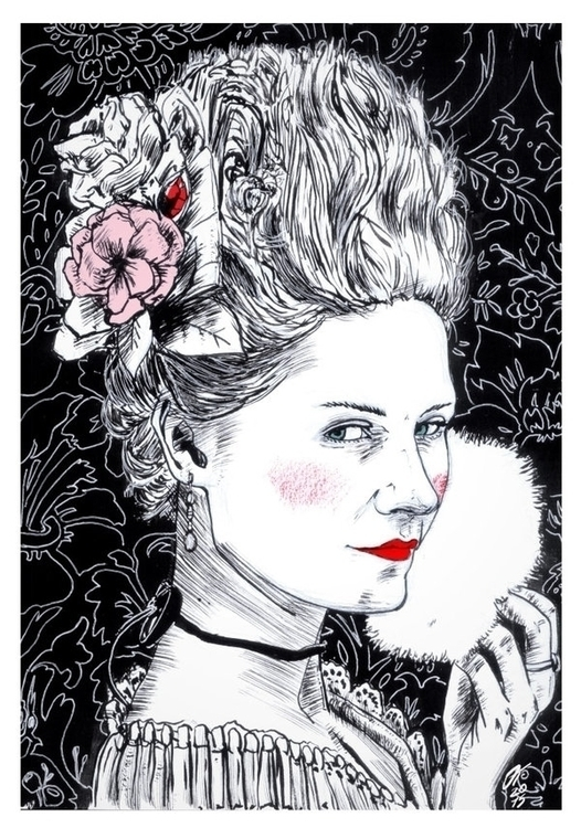 Marie Antoniette (Traditional I - oscartriana | ello