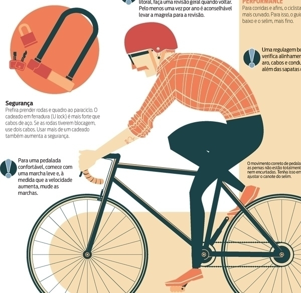 Detail infographic bikes - illustration - rafael_andrade-4770 | ello
