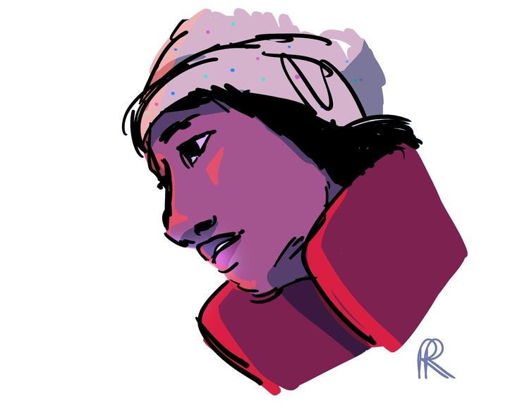 sketch, doodle - rreid-8875 | ello