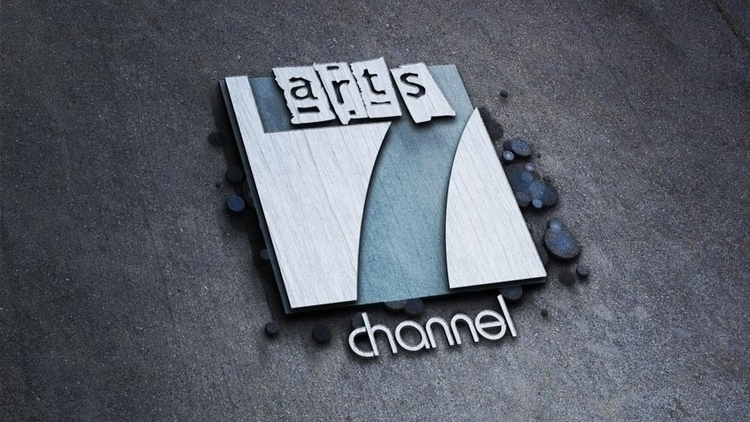 Logo 3D - 7artschannel - logo, logodesign - picturgency | ello