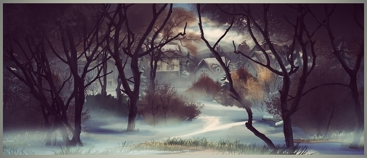 illustration, environment - nen-1282   ello