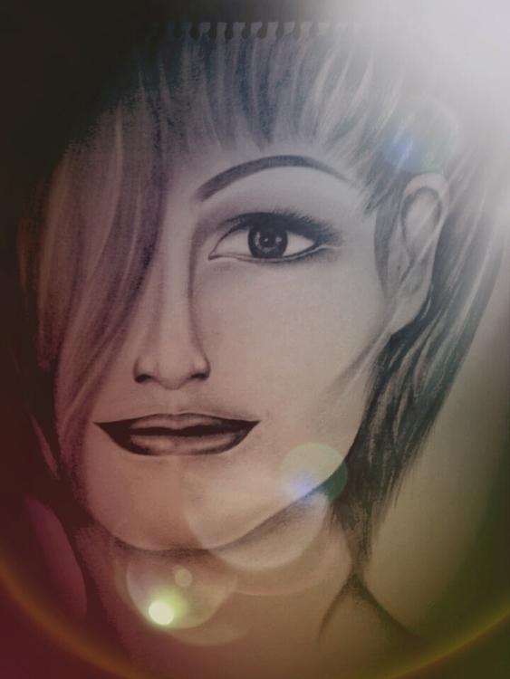 Mixed Media - illustration, characterdesign - monishas | ello