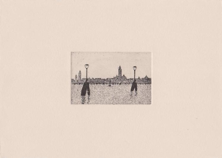 copperplate etching representin - ariautas | ello