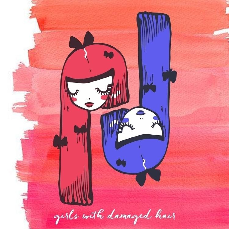 illustration, characterdesign - araiear   ello