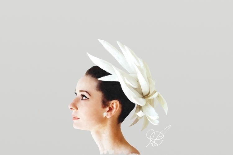 Audrey Hepburn - audreyhepburn, digitalpainting - anahilation | ello