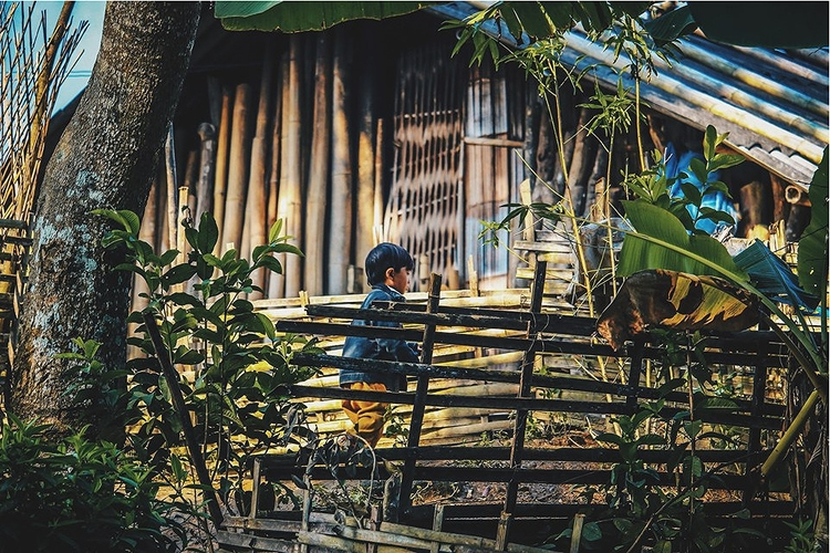 Vietnamese boy - photography, environment - williamlarsen | ello