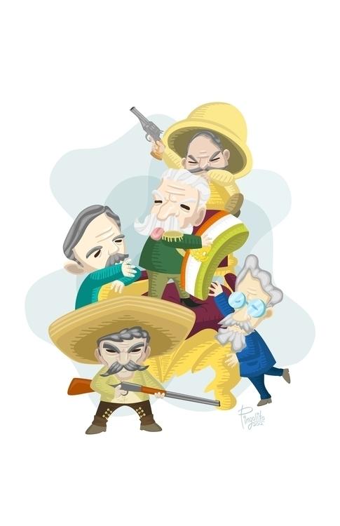 November 20th Revolution - mexican - pingolito | ello