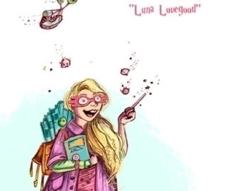 LunaLovegood - horgenart | ello