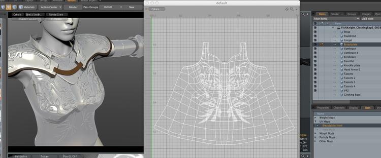 Cinderella KV Knight 3D modelli - vantage-9372 | ello