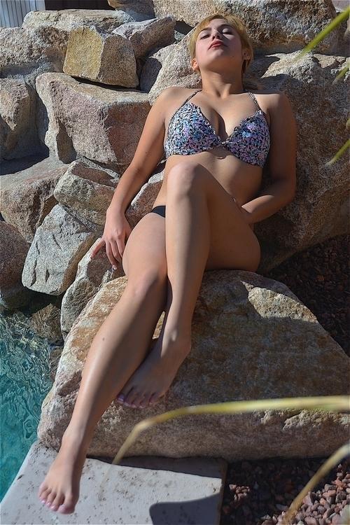 femalemodel, bikini - ahaguejr | ello