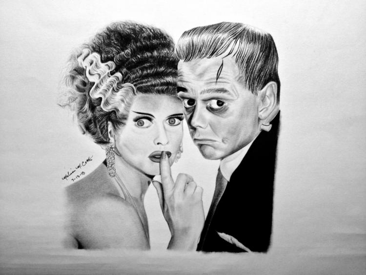 Lucille Ball Desi Arnaz Franken - melissacookart | ello