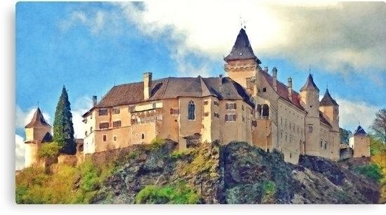 Renaissance palace called Rosen - leo_brix | ello