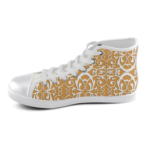 Trendy canvas shoes orgami patt - annabellerockz | ello