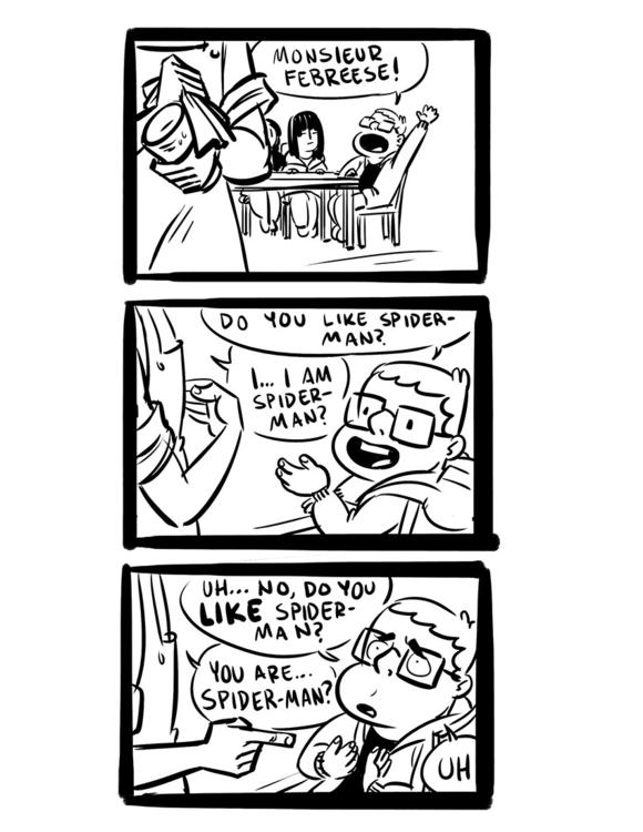 break language barriers - comics - camperjon | ello