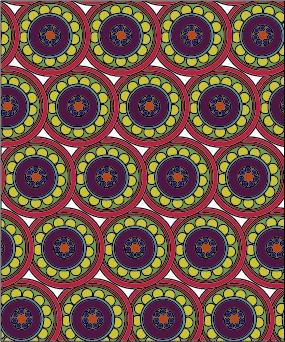 pattern design - patterns, illustration - grafika-5226 | ello