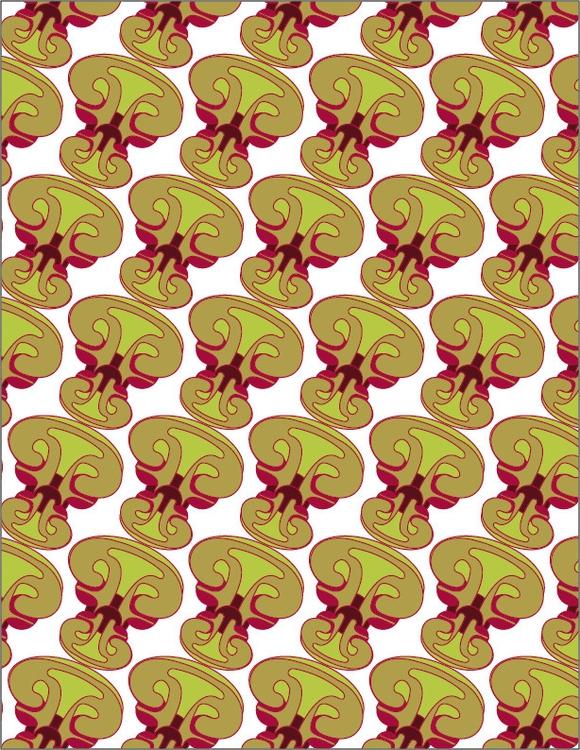 dorado design - patternillustration - grafika-5226 | ello