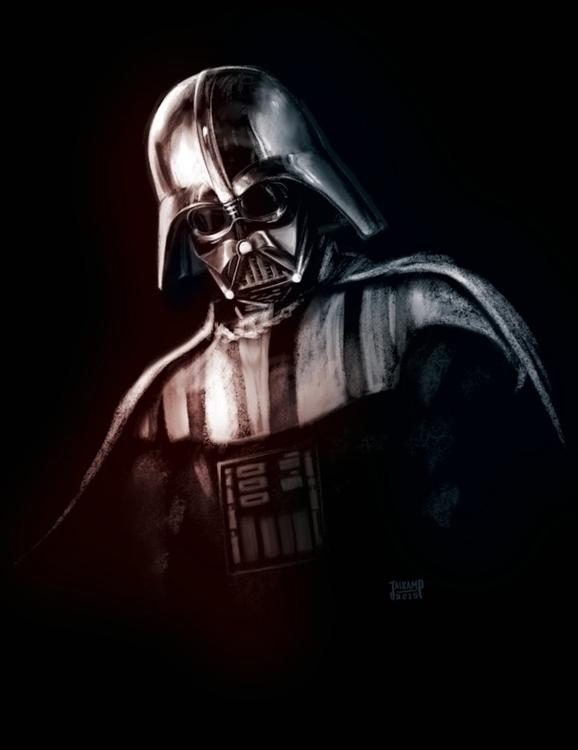 Darth Vader - starwars, starwars - jaisamp | ello