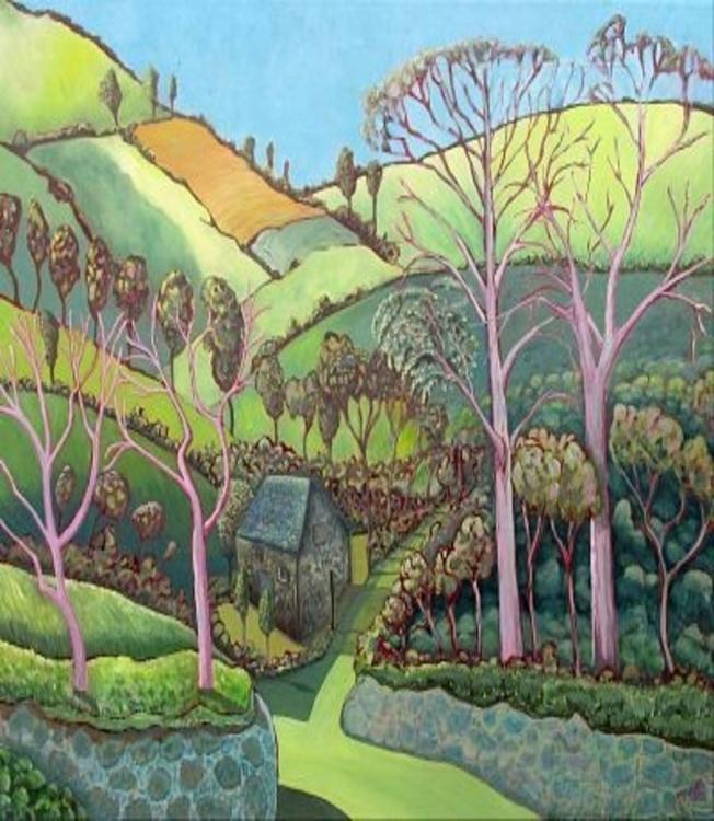 Sold work - painting - pdingley | ello