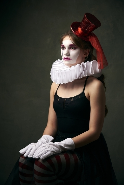 Rembrandts Clown - ferryknijn-3392 | ello