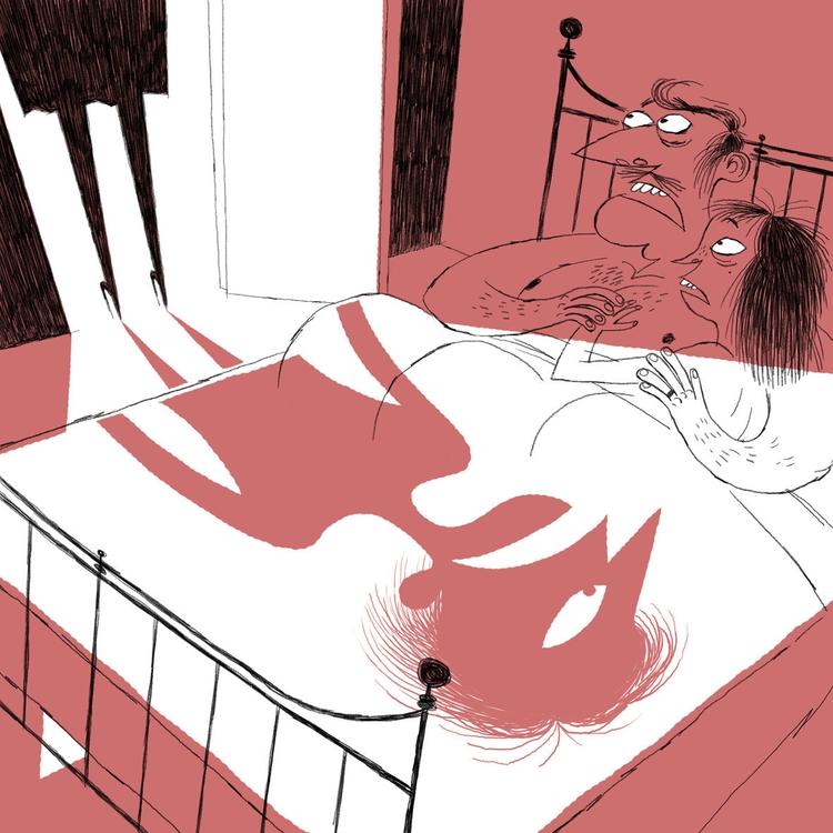 Massana - illustration, comic - david-6791 | ello