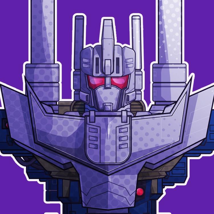 Bruticus transformer illustrati - pixelkaiju | ello