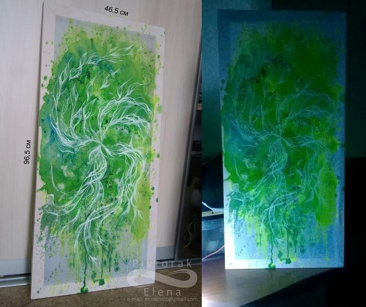 Fluorescent fabric Material: ac - victorovna | ello
