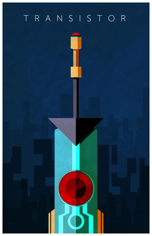 Transistor super excited Super  - senordoom | ello