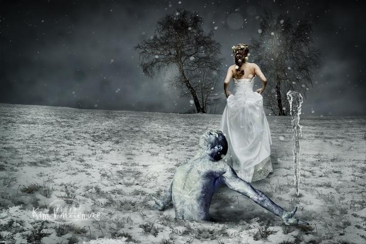 Cold Ice - ice, coldheart - kimwhit-2847 | ello
