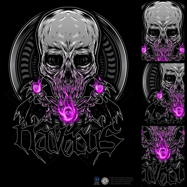SK Naveous - illustration, digitalart - naveous | ello