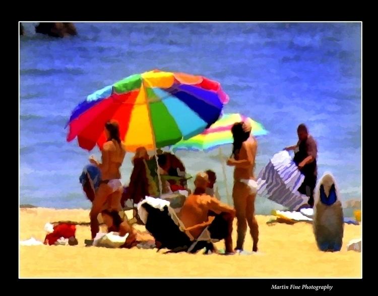 CA Beach III - martfine | ello