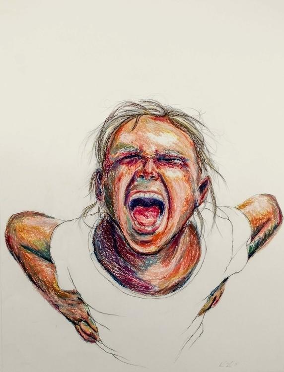 Defiance - portrait, portraiture - kmjoslin   ello