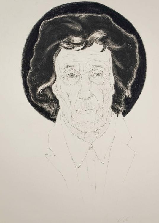 Age Paradox - drawing, portrait - kmjoslin   ello