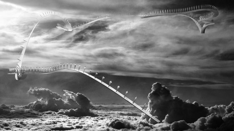 Clouds - octane#octanerender#c4d#cinema4d#3d#3dart#character#motiondesign - rubbo | ello