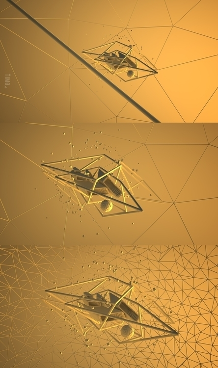 Dynamic structure. Vray render  - timo-6292 | ello