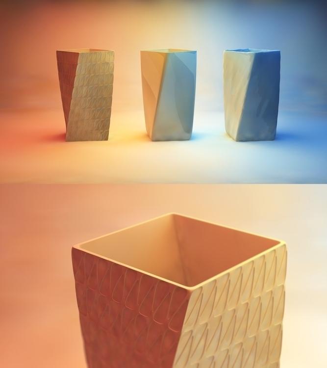 Design 3D printing. WIP Vray Re - timo-6292 | ello