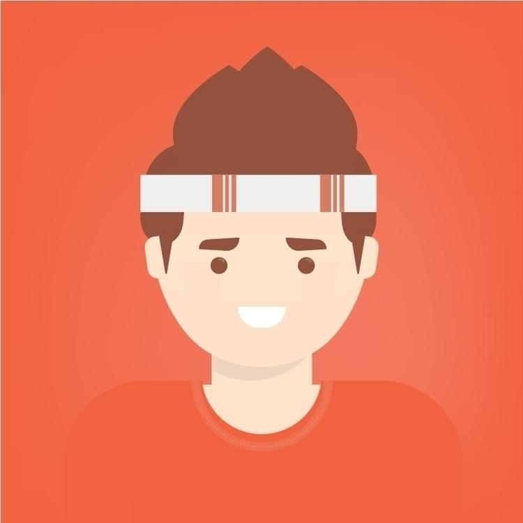 illustration, face, characterdesign - premfromindia | ello