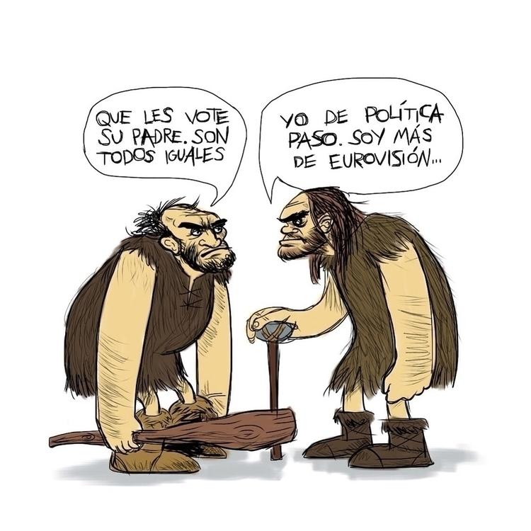 vote politics. prefer Eurovisio - mostrenker | ello