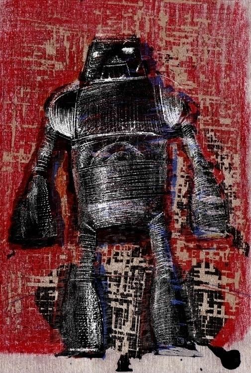 Robot - robot - alfredointoci | ello