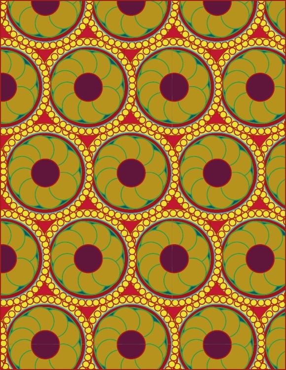 pattern shapes - patterndesign, patterns - grafika-5226 | ello