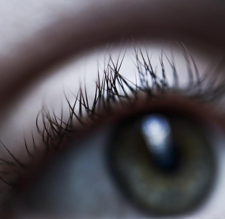 photography, macro, eyelashes - juliahs-1141 | ello