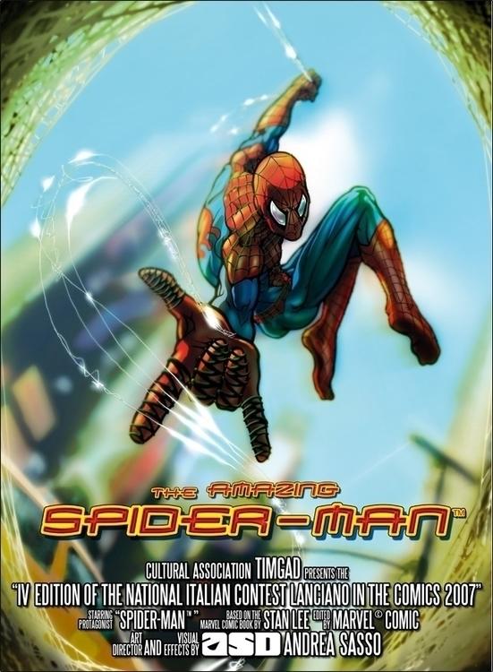 Spiderman - spiderman, theamazingspiderman - andreasasso | ello