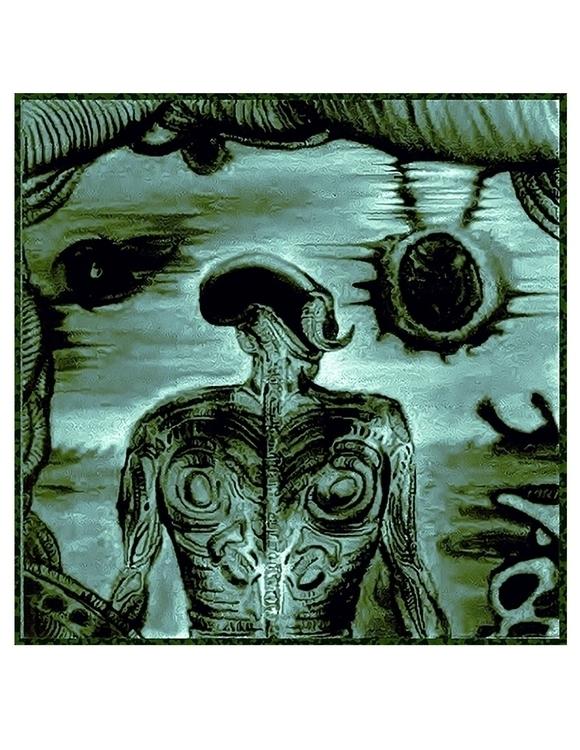 Alien Landscape Digital work - illustration - wilkinso-5391 | ello