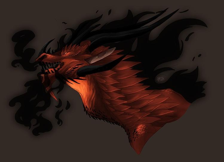 150612 Dalagade Personal dragon - madmeeper | ello