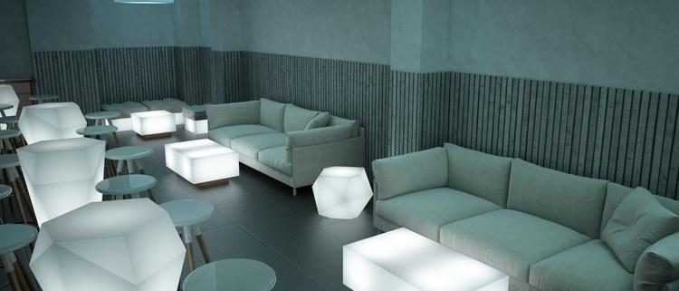 Pub - design, 3d, motiondesign - cruvi | ello