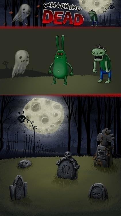 friends created game Halloween  - pushkina | ello