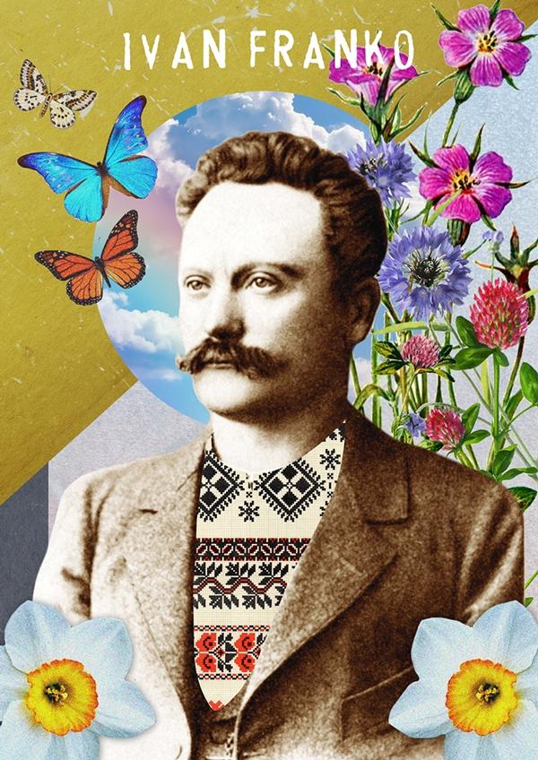 Ivan Franko - ivanfranko, collage - velcheva | ello